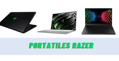 Portátiles Razer : características y opiniones