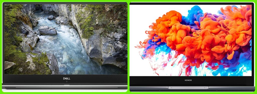 Dell vs Honor: ¿cual es el mejor ordenador portátil?