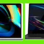 Apple vs Razer ¿cual es el mejor ordenador portátil?