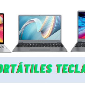 los mejores portatiles teclast